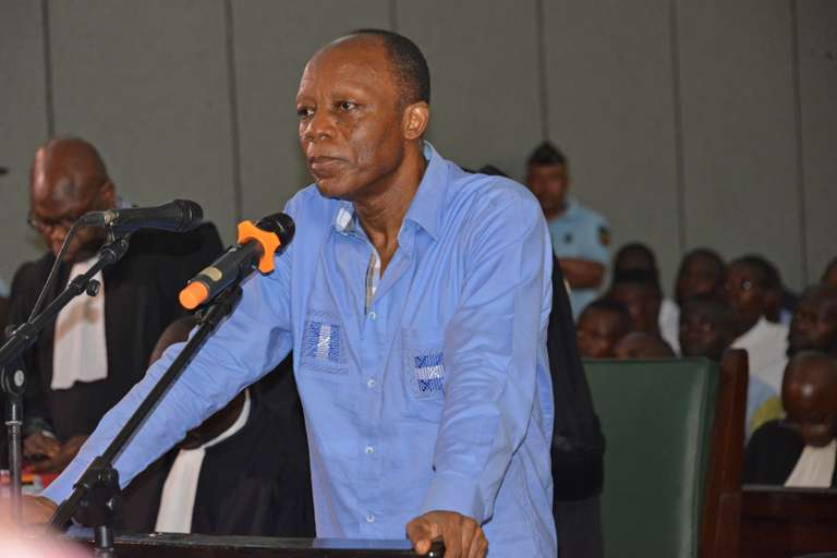 Au Congo-Brazzaville, le général Mokoko veut saisir la justice internationale