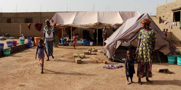 Dans le centre du Mali, « c'est la souffrance, la fatigue et la peur qui nous ont poussés à fuir »