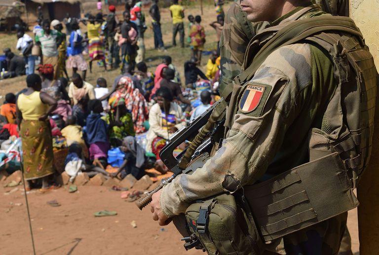 Viols en Centrafrique : Le Drian demande aux éventuels coupables de se dénoncer