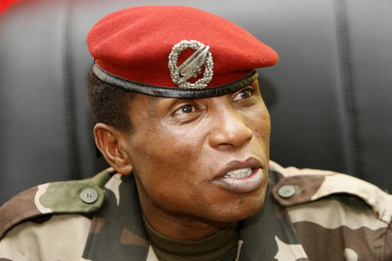 Guinée : Dadis Camara candidat à la présidentielle