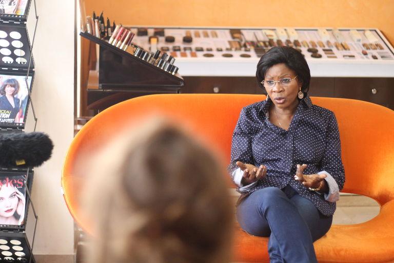 Congo : comment devient-on la coiffeuse d'Antoinette Sassou Nguesso ?