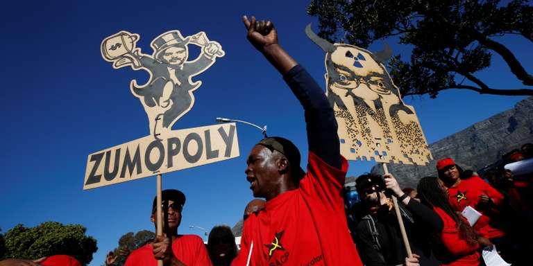 En Afrique du Sud, une motion de défiance pour « se débarrasser » de Jacob Zuma