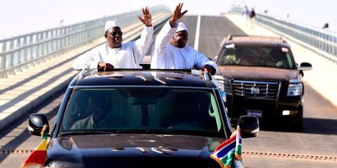 Une précampagne présidentielle sous tension au Sénégal