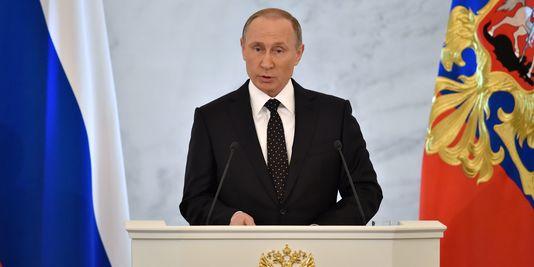 Vladimir Poutine : « La Turquie regrettera d'avoir abattu un bombardier russe »