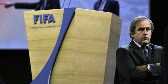 FIFA : Platini saura d'ici à vendredi s'il est toujours suspendu