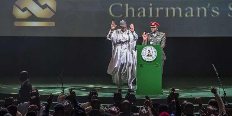 Le président nigérian en route pour un deuxième mandat malgré un bilan en demi-teinte