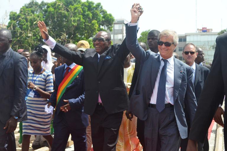 Le bureau de Bolloré perquisitionné dans le cadre d'une enquête sur ses activités africaines