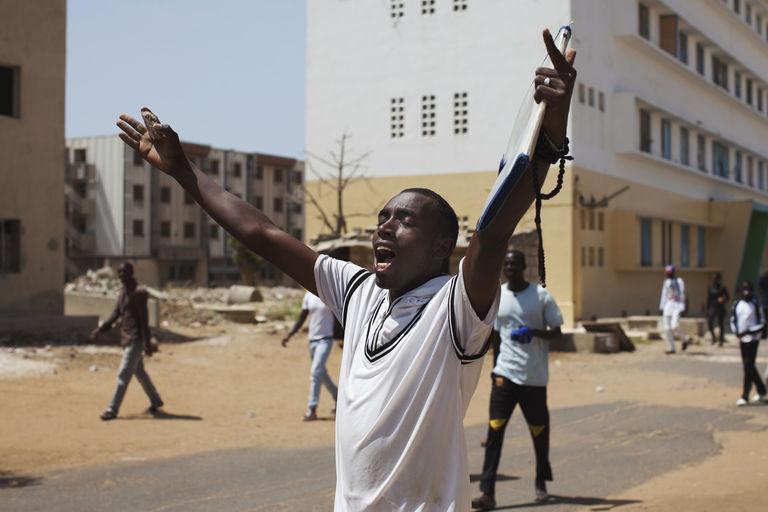 REPORTAGE / A l'université de Dakar, bientôt des masters en grèves et des doctorats en émeutes