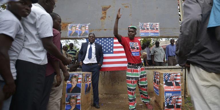 « L'Afrique ne tiendra pas un rôle très important dans la politique étrangère de Trump »