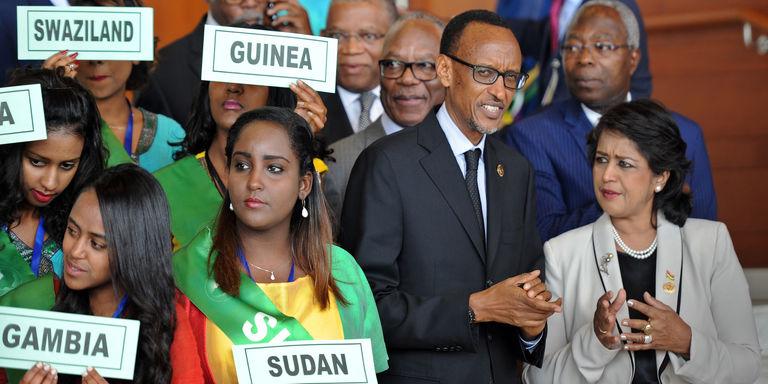 Sommet de l'Union africaine : la réforme en cinq points