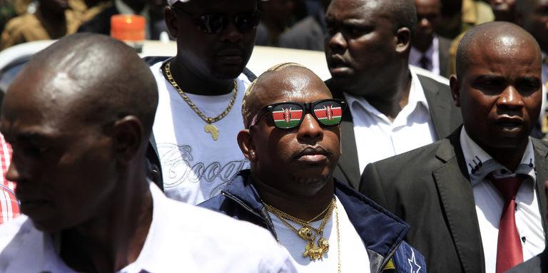 Mike Sonko, le sénateur « gangsta » qui vise le pouvoir à Nairobi