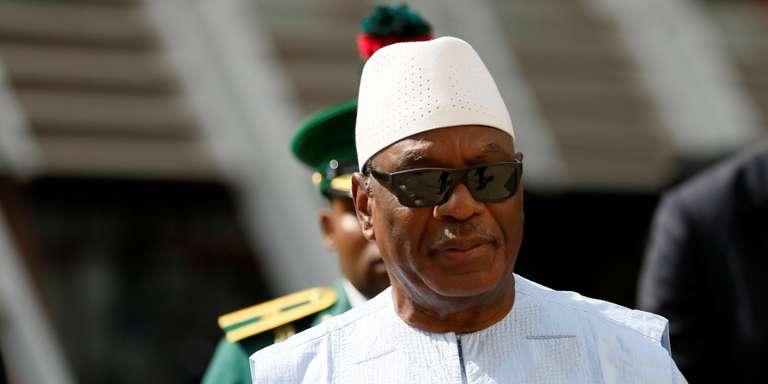 Ibrahim Boubacar Keïta : « Pas question de négocier avec les djihadistes »