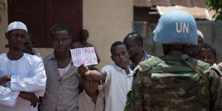 « Le conflit en Centrafrique s'est approfondi, sur le terrain comme dans les esprits »