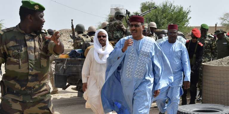 Niger : « L'Etat islamique dans le Grand Sahara est la nouvelle menace »
