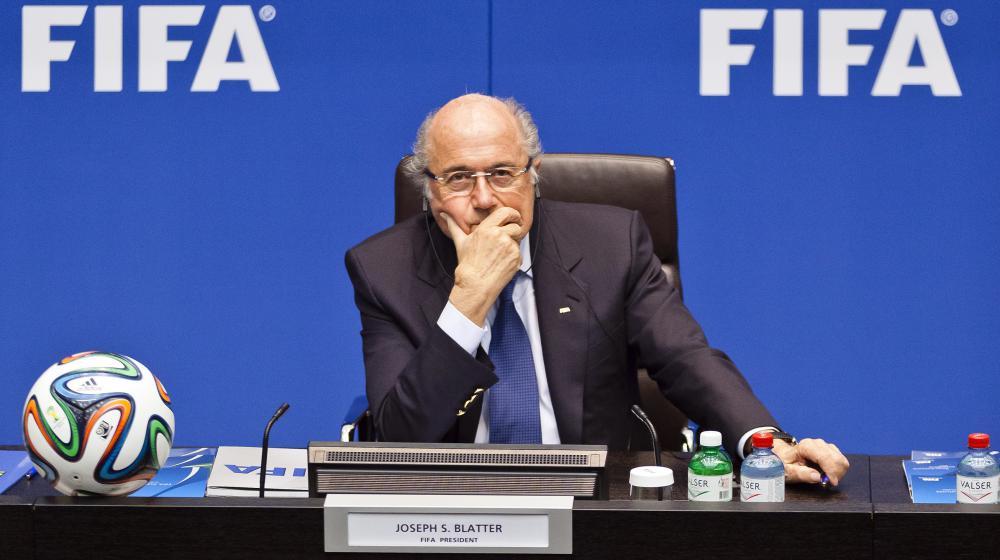 Crise à la Fifa : qui soutient encore Blatter ?