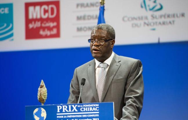 RDC: Le pouvoir saisit les comptes de l'hôpital du Dr Mukwege, le garde du corps des femmes violées