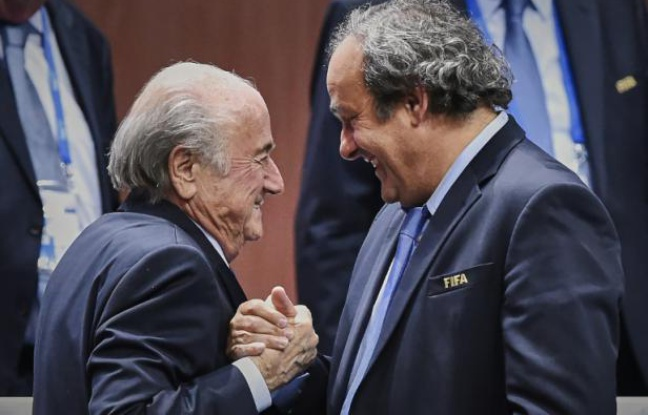Fifa: Le versement suspect à Platini était un accord «d'homme à homme»
