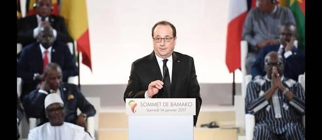 Ce que l'on peut retenir des adieux de François Hollande à l'Afrique