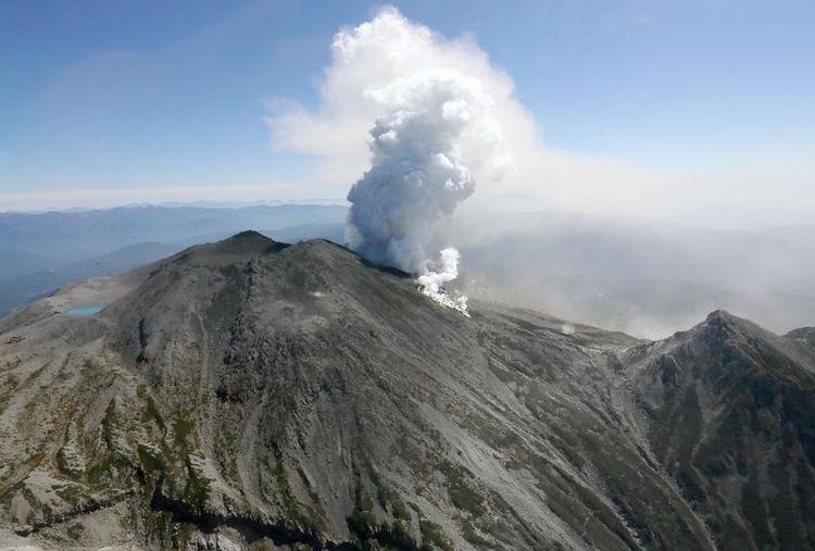 Volcan Ontake : «Cette éruption soudaine, c'est exceptionnel
