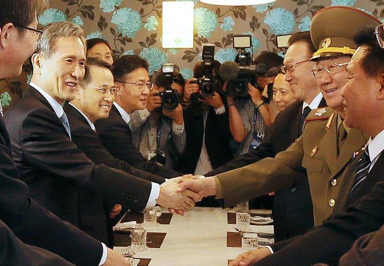 Les deux Corées d'accord pour relancer le dialogue