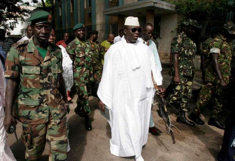 Un ministre de l'ex-dictateur gambien poursuivi en Suisse pour « crimes contre l'humanité »
