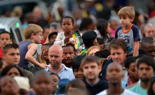 Afrique du Sud: l'introuvable identité commune Noirs-Blancs