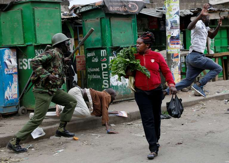Présidentielle au Kenya : la fête électorale gâchée par les accusations de fraude