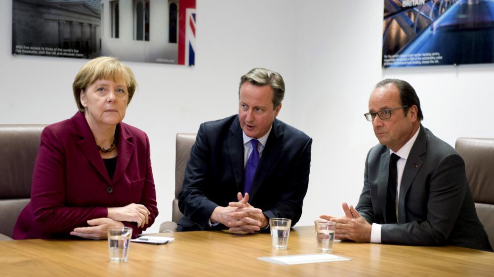 Pourquoi Hollande peine à convaincre les pays européens de s'engager en Syrie