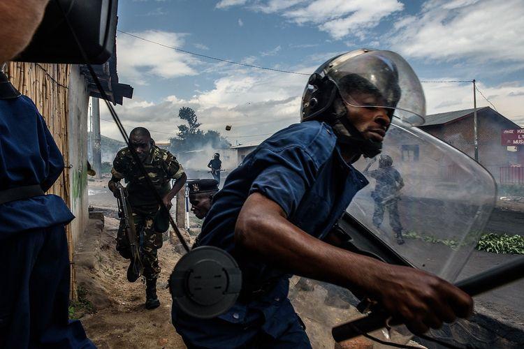 Au Burundi, l'armée passe au coup d'Etat
