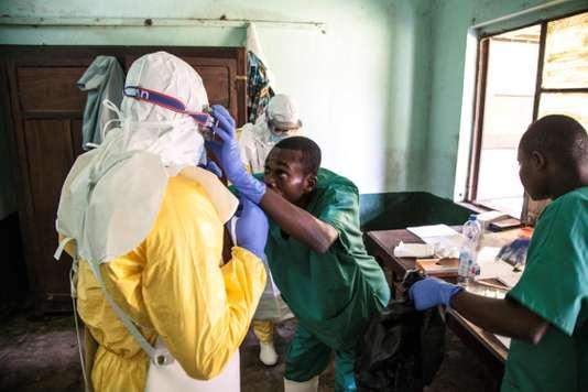 Ebola : un vaccin expérimental sera utilisé en RDC