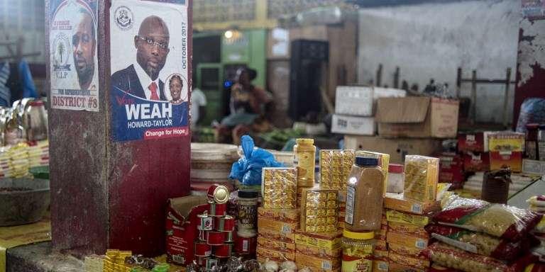 Présidentielle au Liberia : le parti au pouvoir conteste les résultats du premier tour