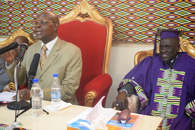 Université Charles-Louis De...Montesquieu Abidjan / Grandes Conférences Royales - 8è édition