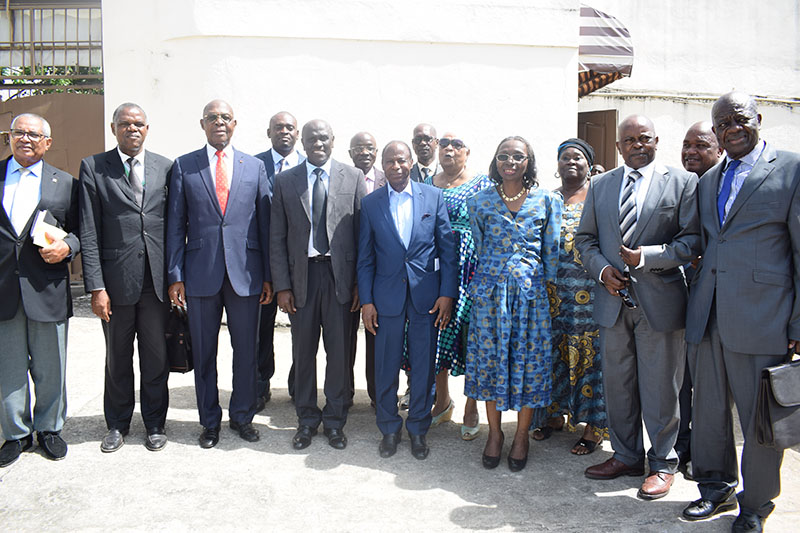 Université Charles-Louis De...Montesquieu Abidjan / Grandes Conférences Royales - 10è édition