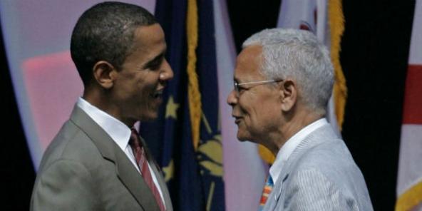 États-Unis : Julian Bond, grande figure noire des droits civiques meurt à 75 ans