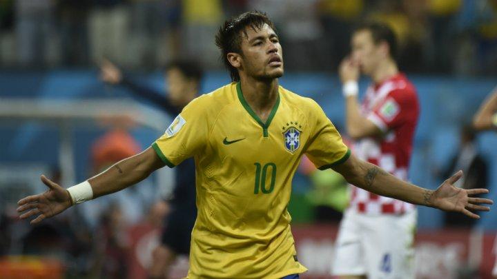 Victoire pour le Brésil de Neymar et polémiques arbitrales (3-1)