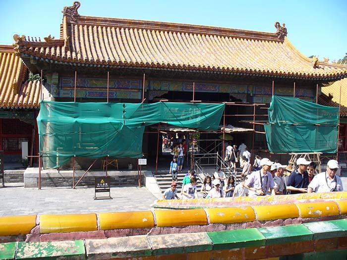 Chine: Cité interdite et place Tian'anmen