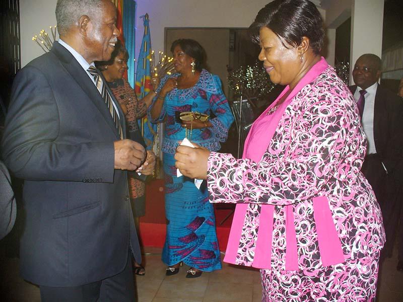 Festivités du  55ème anniversaire de la RDC à Abidjan