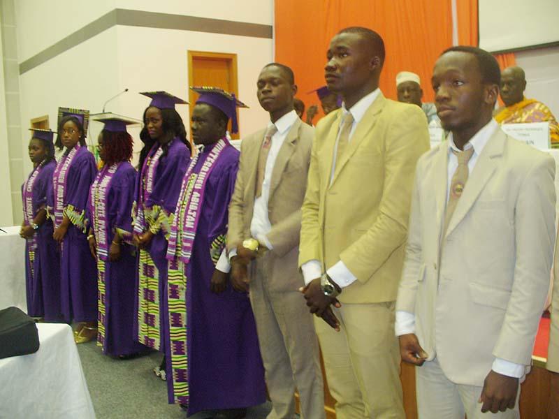 Côte d'Ivoire / Rentrée solennelle de l'Université Charles-Louis de Montesquieu