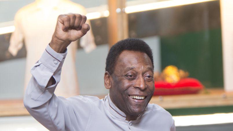 Opéré de calculs rénaux, Pelé est sorti de l'hôpital