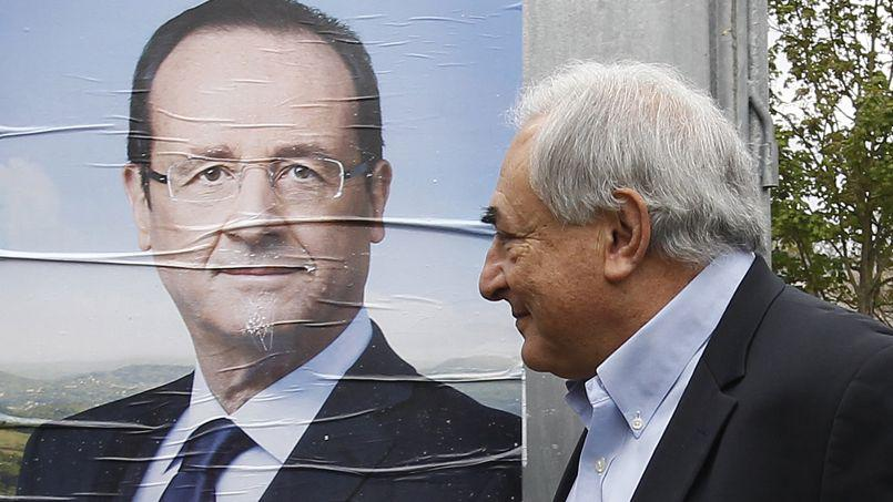 DSK émissaire de Hollande auprès de Merkel avant la présidentielle de 2012
