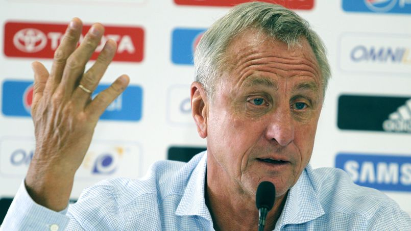 Cruyff juge «ridicule» le Ballon d'Or de Ronaldo