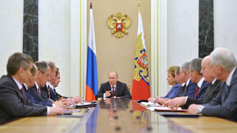 Pour Poutine, l'Otan est la menace potentielle numéro 1