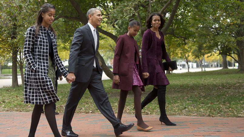 La famille Obama menacée par des hackers se revendiquant de l'État islamique