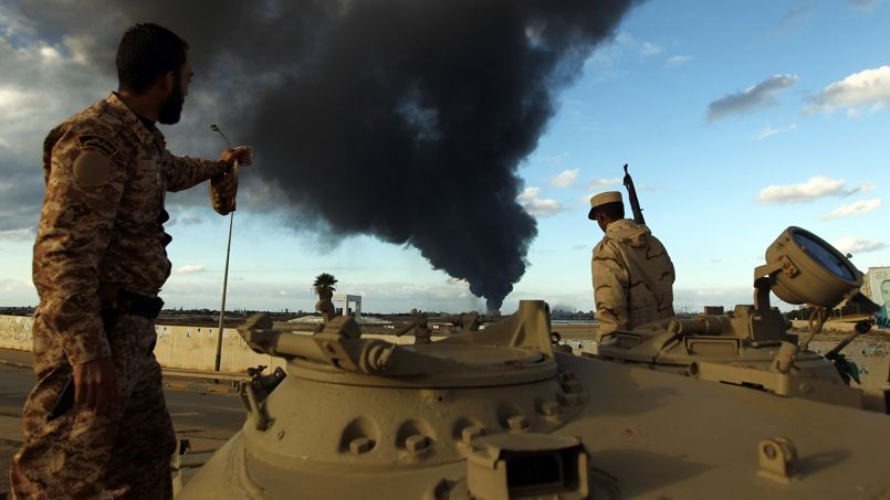 Les fronts se multiplient en Libye