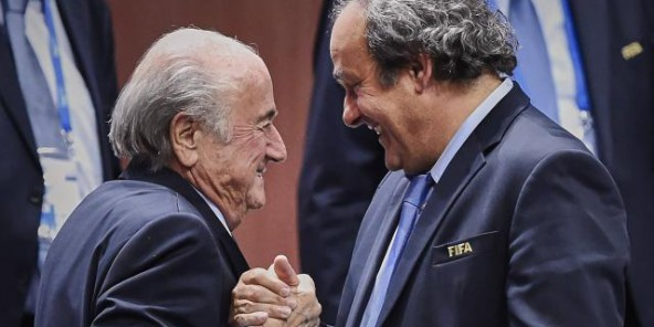 Football : Blatter-Platini, chronique d'un pugilat annoncé