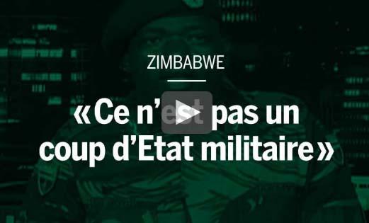 Le Zimbabwe se réveille dirigé par des militaires