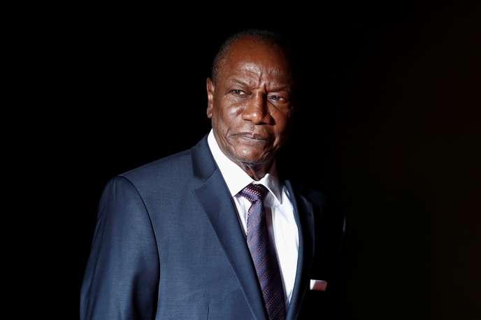 Guinée : l'opposition coalisée contre un troisième mandat du président Alpha Condé