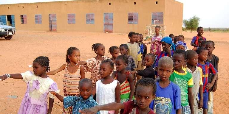 Une école incendiée par des individus armés au Burkina Faso