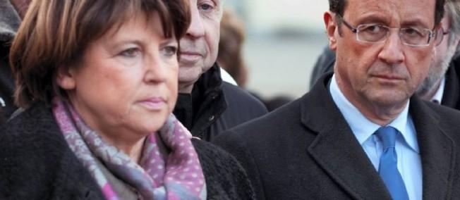 Comment Martine Aubry sabote la politique économique de Hollande