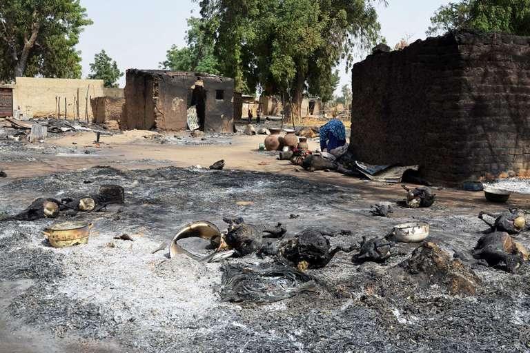 Au Nigeria, des victimes de Boko Haram violées par des soldats en échange de nourriture